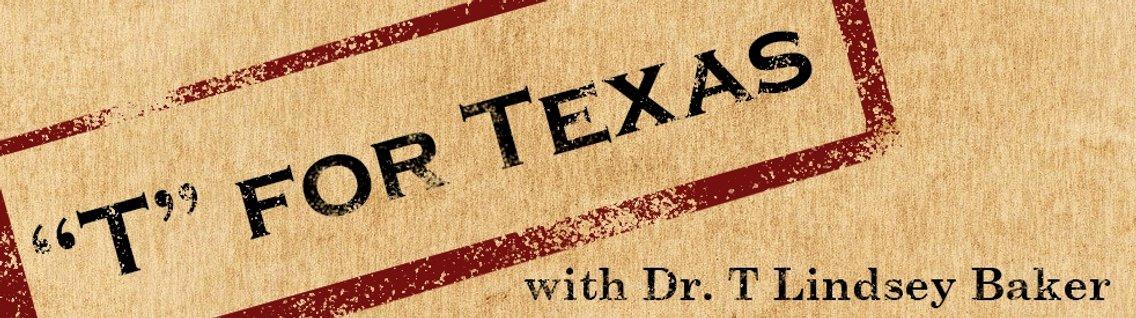T for Texas - immagine di copertina