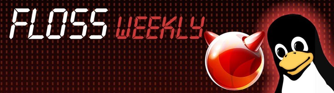 FLOSS Weekly - imagen de portada