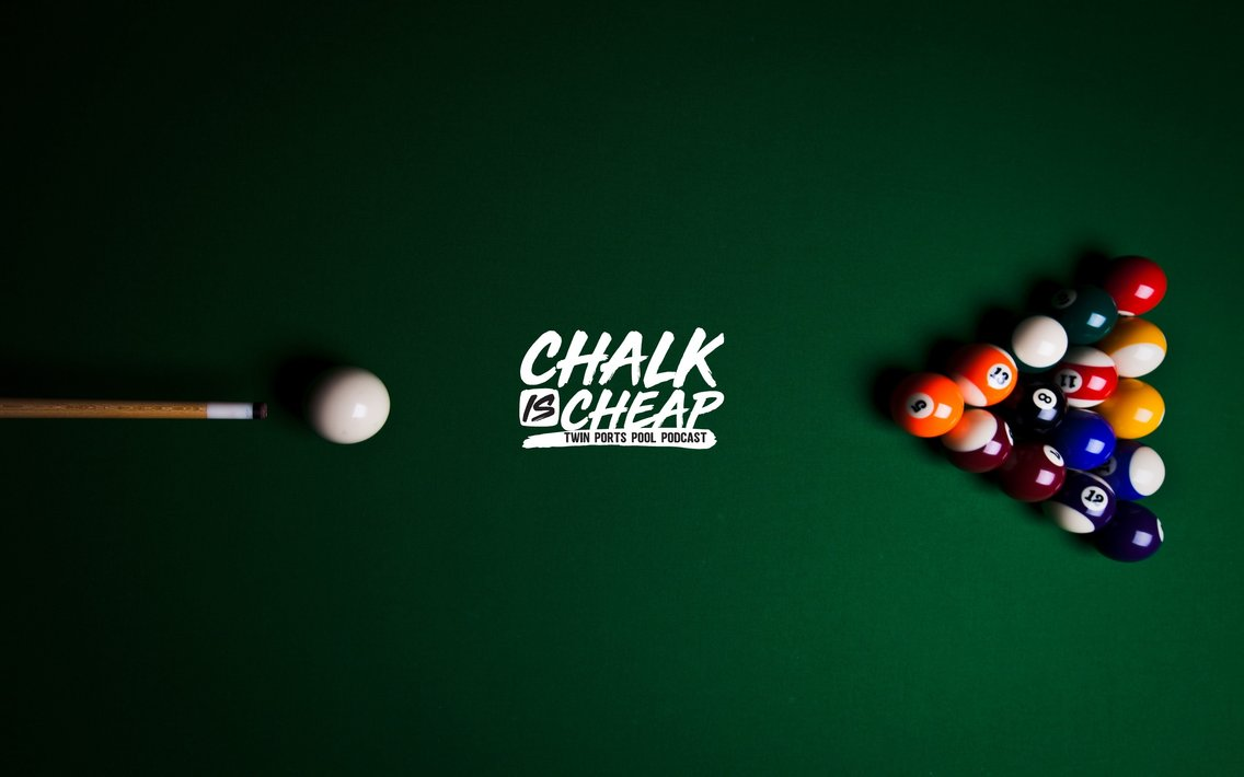 Chalk is Cheap - Cover Image
