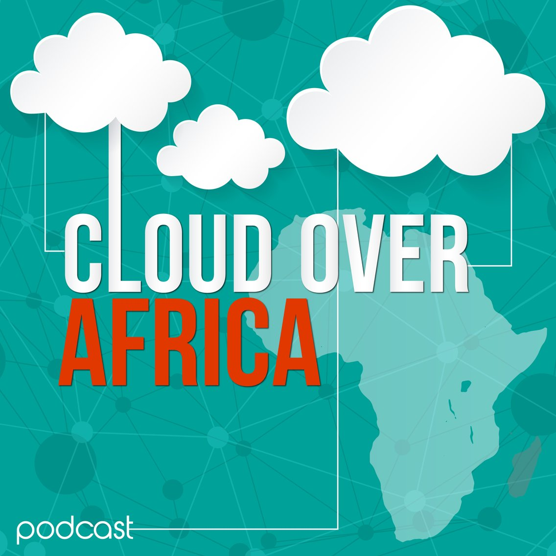 Cloud Over Africa - Cover Image