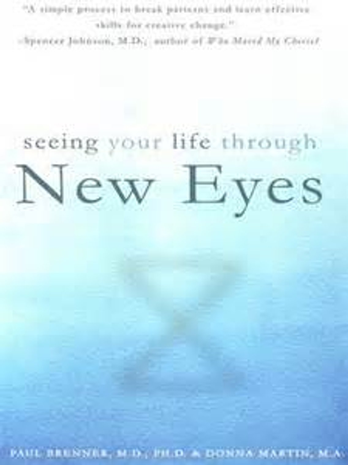 New Life Needs New Eyes #1 - Cover Image