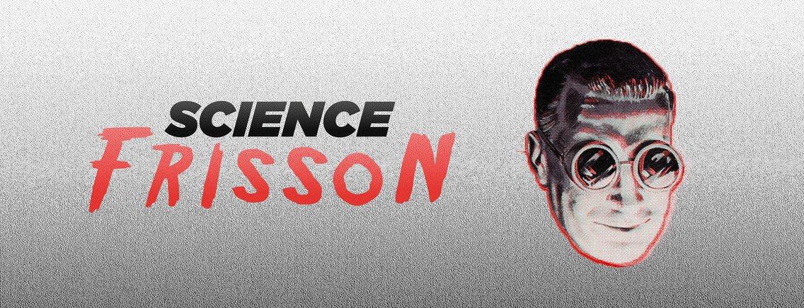 Science Frisson - immagine di copertina