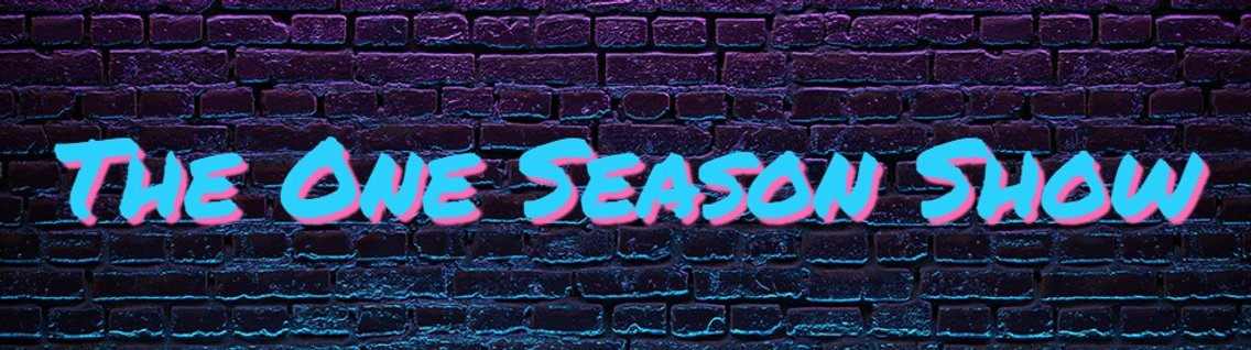 The One Season Show - Cover Image