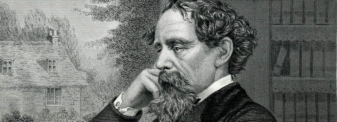 Dickens: Un canto di Natale - Cover Image