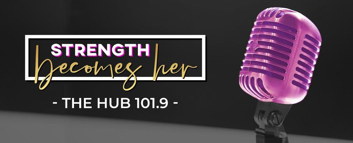 Strength Becomes Her - immagine di copertina