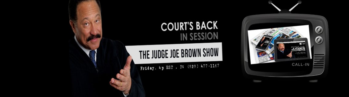 THE JUDGE JOE BROWN SHOW - Cover Image