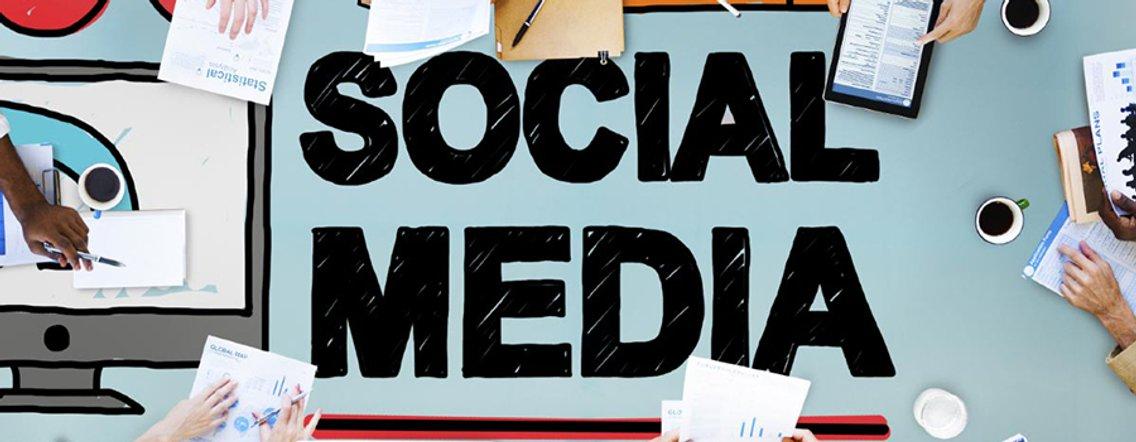 SOCIAL MEDIA 📲 - immagine di copertina