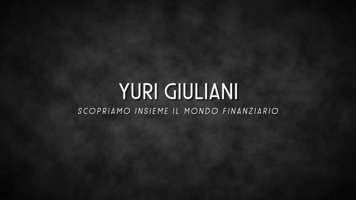 Yuri Giuliani Talks - Cover Image