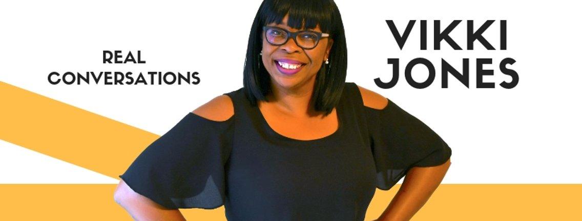 Vikki Jones Podcast - immagine di copertina