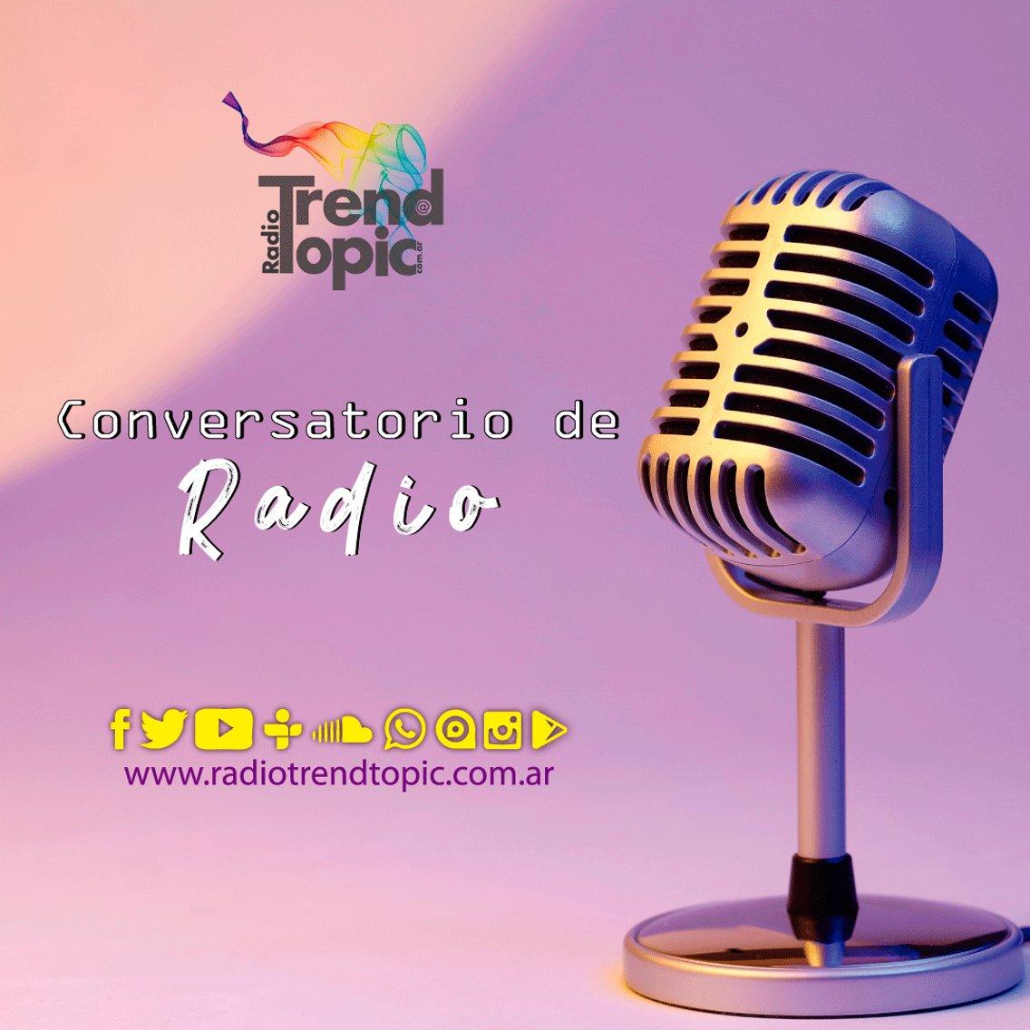 CONVERSATORIO DE RADIO - Cover Image