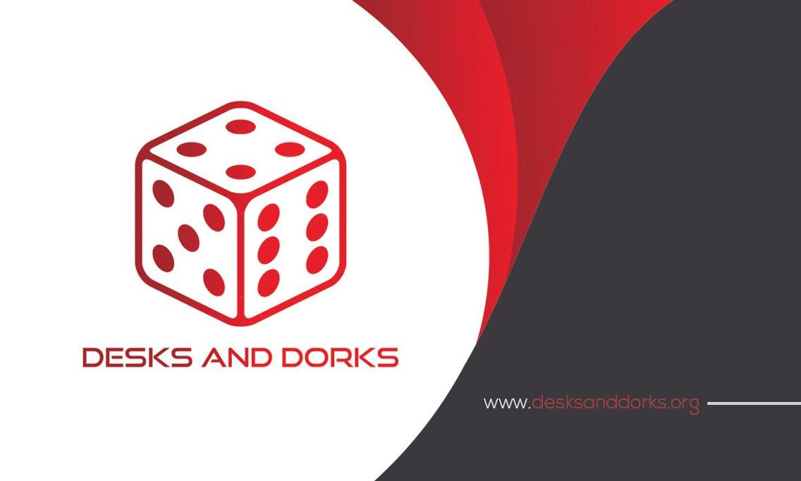 Desks & Dorks! - immagine di copertina