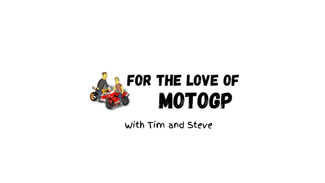 For The Love Of MotoGP - Cover Image