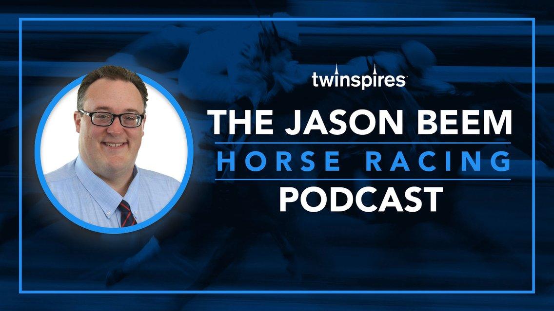 Jason Beem Horse Racing Podcast - imagen de portada