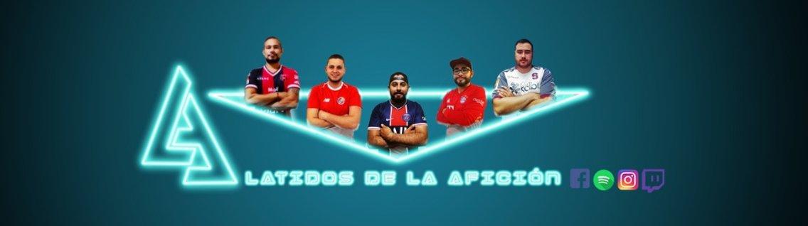 Latidos de la Afición - Cover Image