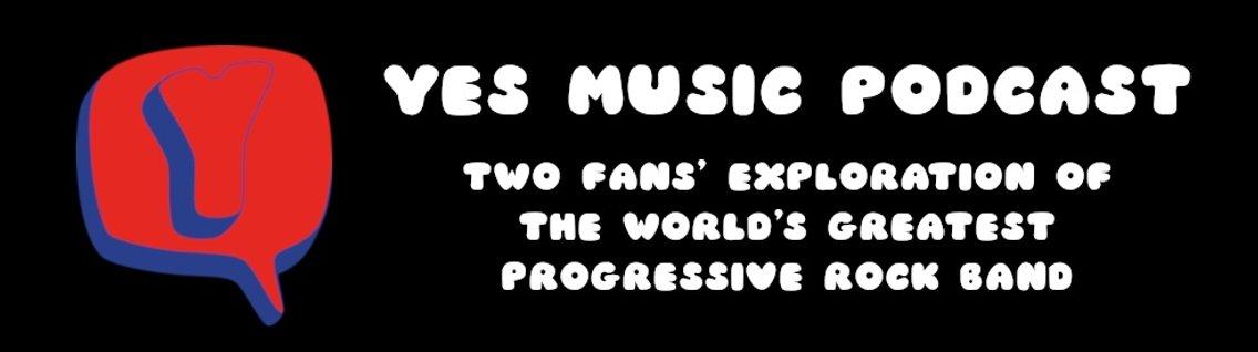 Yes Music Podcast - immagine di copertina