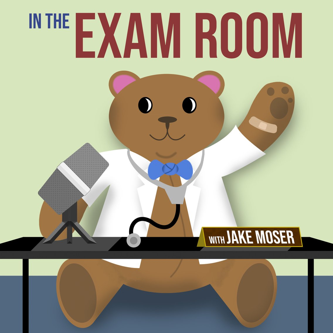 In The Exam Room w/ Jake Moser - Cover Image