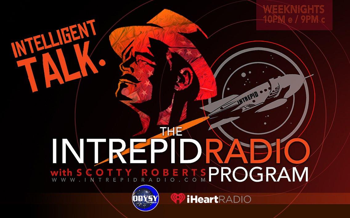 The Intrepid Radio Program - imagen de portada