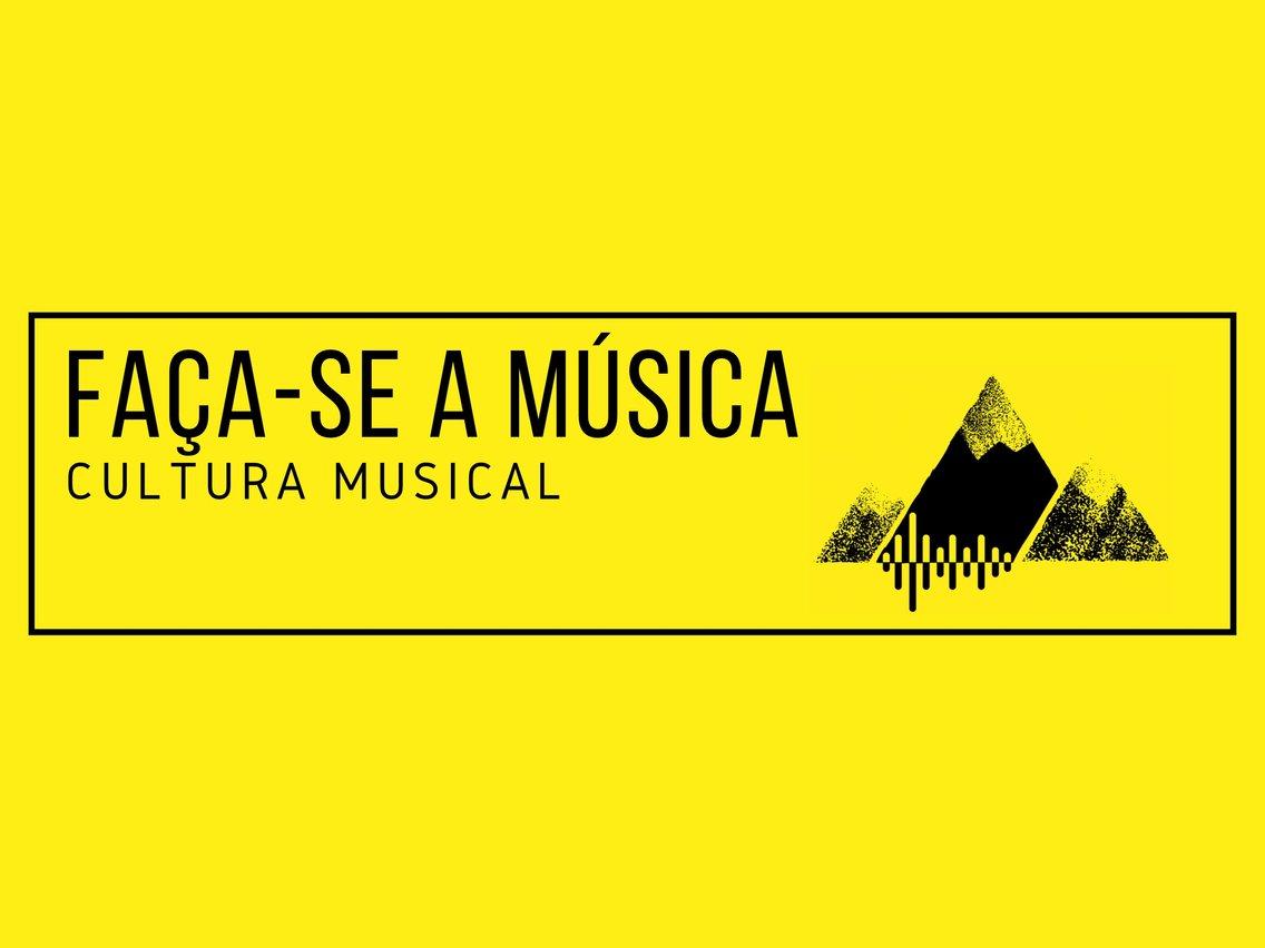 Faça-se a música - Cover Image