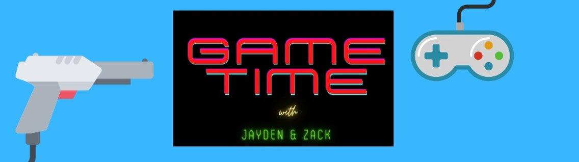 Game Time with Jayden and Zack - imagen de portada