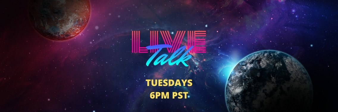 Alex Exum's Live Talk - Cover Image