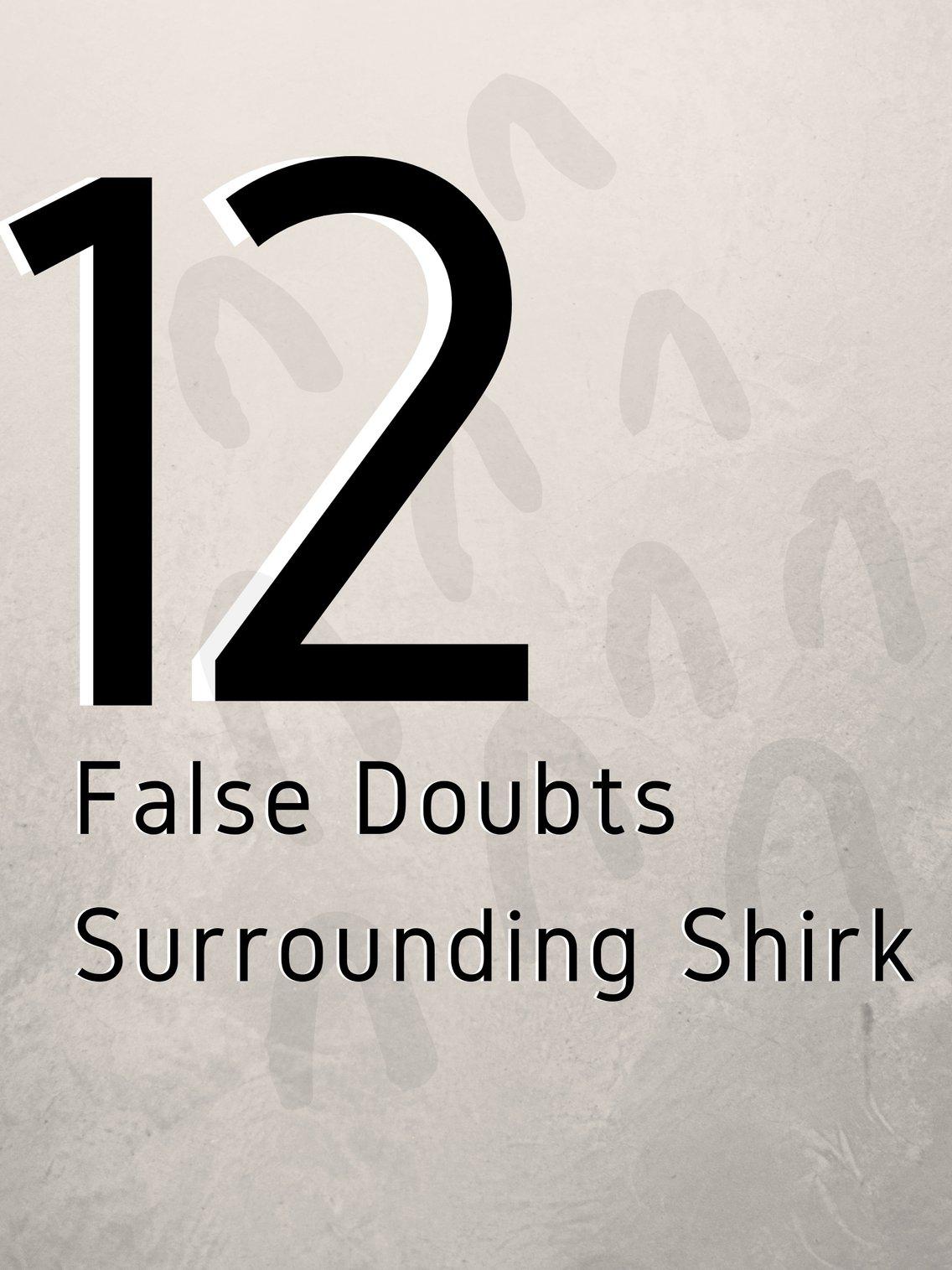 12 False Doubts Surrounding Shirk - Cover Image