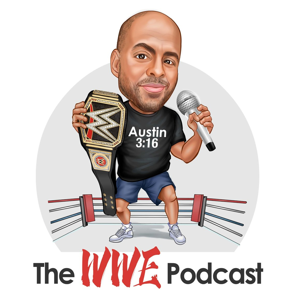 The WWE Podcast - immagine di copertina