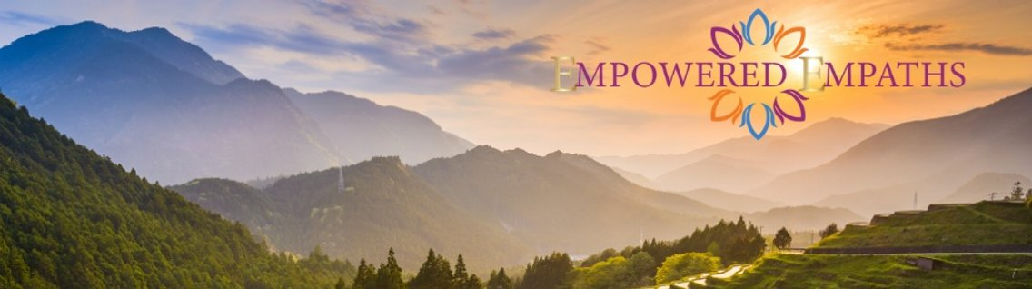 Empowered Empaths - Cover Image