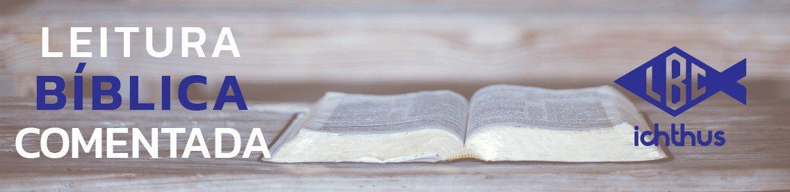 Leitura Bíblica Comentada - imagen de portada