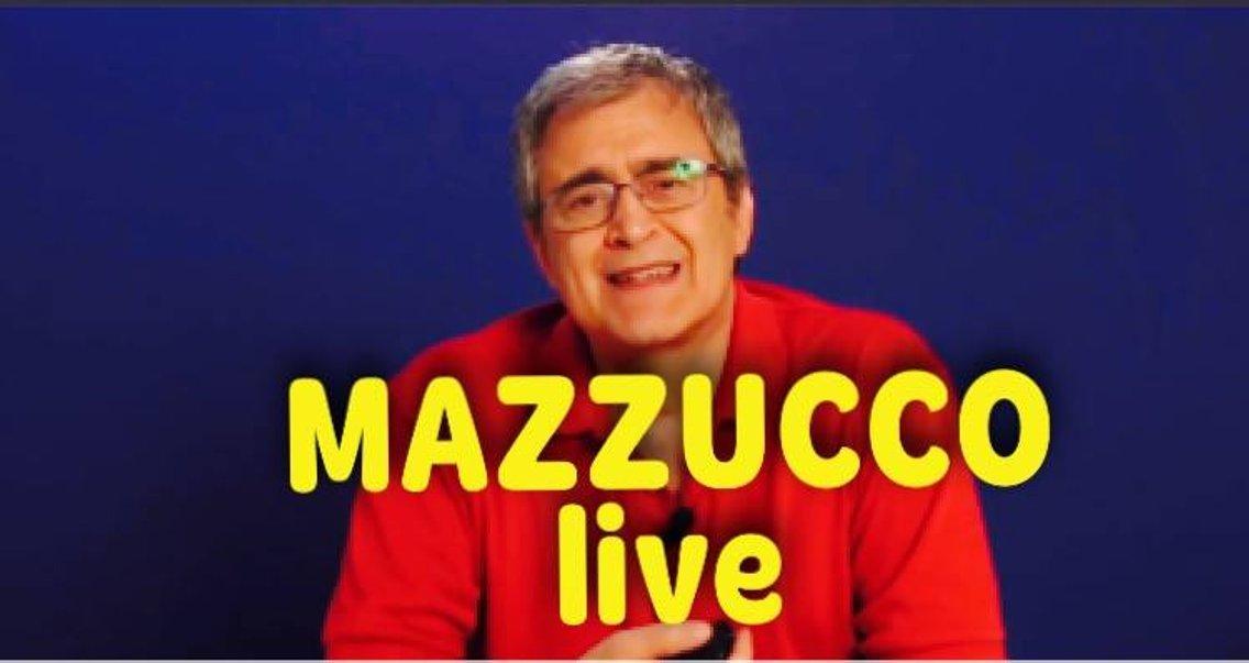 Mazzucco live - immagine di copertina