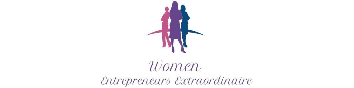 Women Entrepreneurs Extraordinaire - immagine di copertina