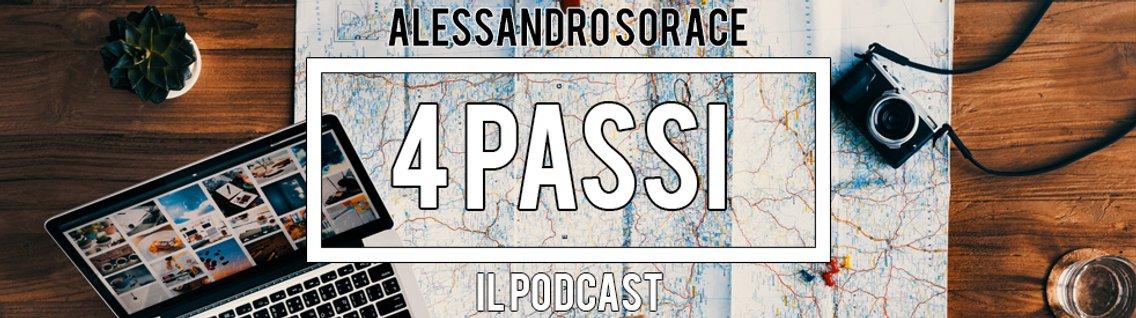 4 PASSI - Il Podcast di Viaggio - Cover Image