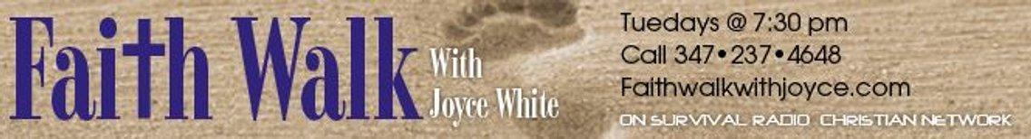 Faith Walk with Joyce White - immagine di copertina