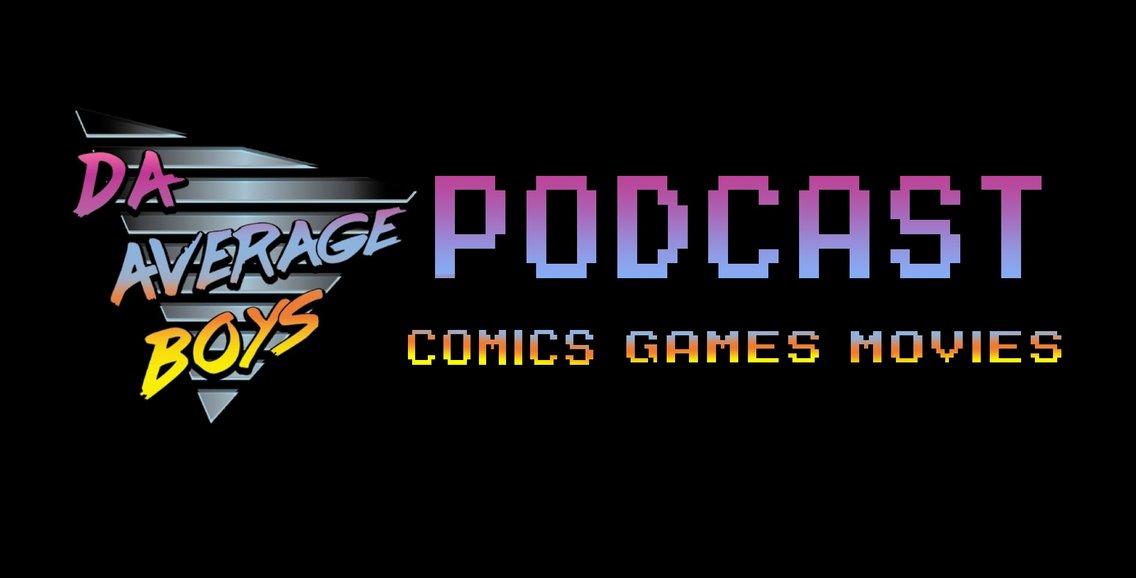 Da Average Boys Podcast - Cover Image