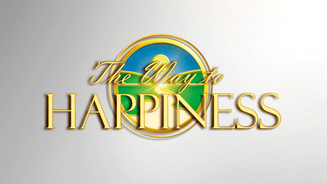 The Way To Happiness - Cover Image