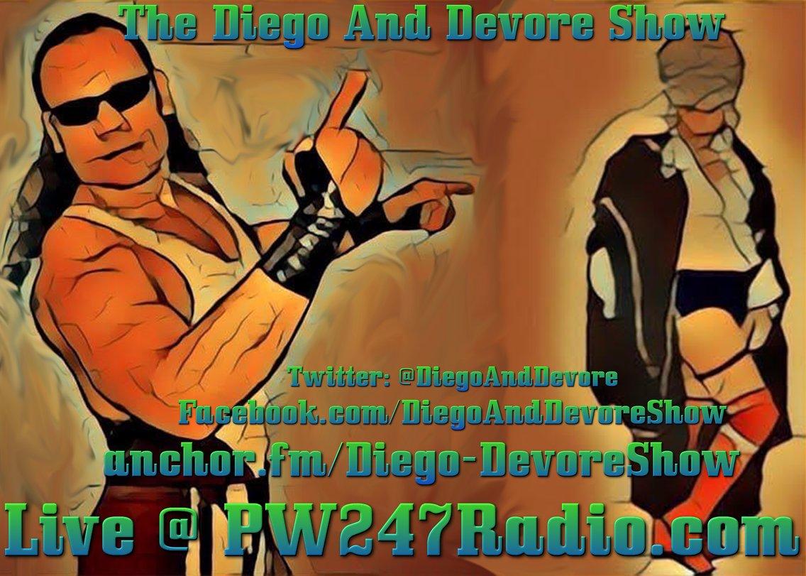 UCW Radio/Diego And Devore Show - immagine di copertina