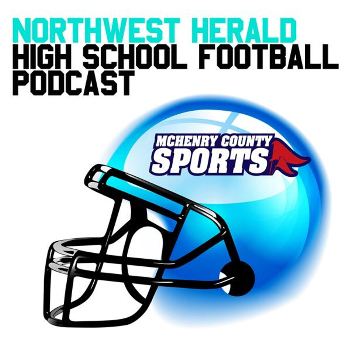 Northwest Herald Prep Football Podcast - Cover Image