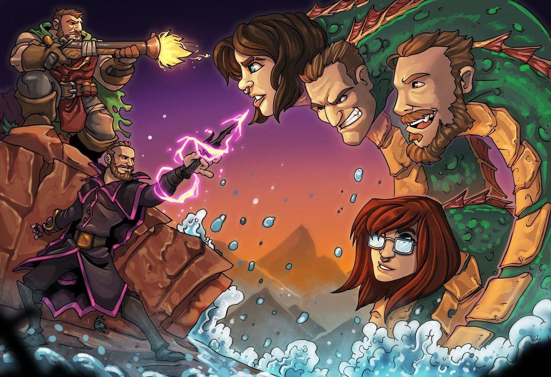 3-Bit Gamer Show - immagine di copertina