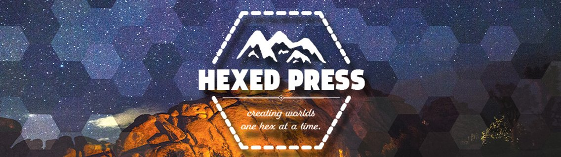 Hexed Press Tabletop Gaming - Cover Image