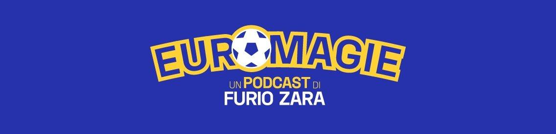 Euromagie. Viaggio nella storia dei campionati europei di calcio - Cover Image