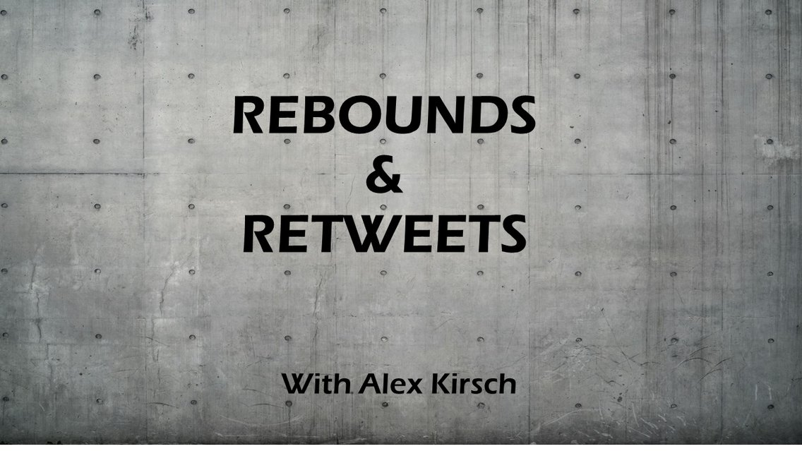 Rebounds & Retweets - Cover Image