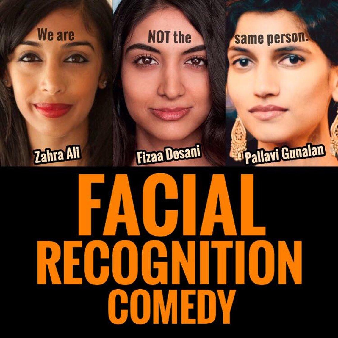 Facial Recognition Comedy - immagine di copertina