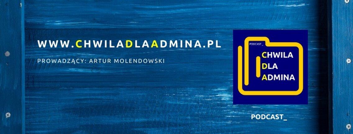 Chwila Dla Admina - Cover Image