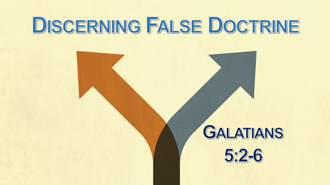 Questions About False Doctrines - Cover Image