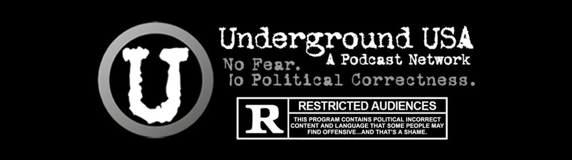 Underground USA - Cover Image