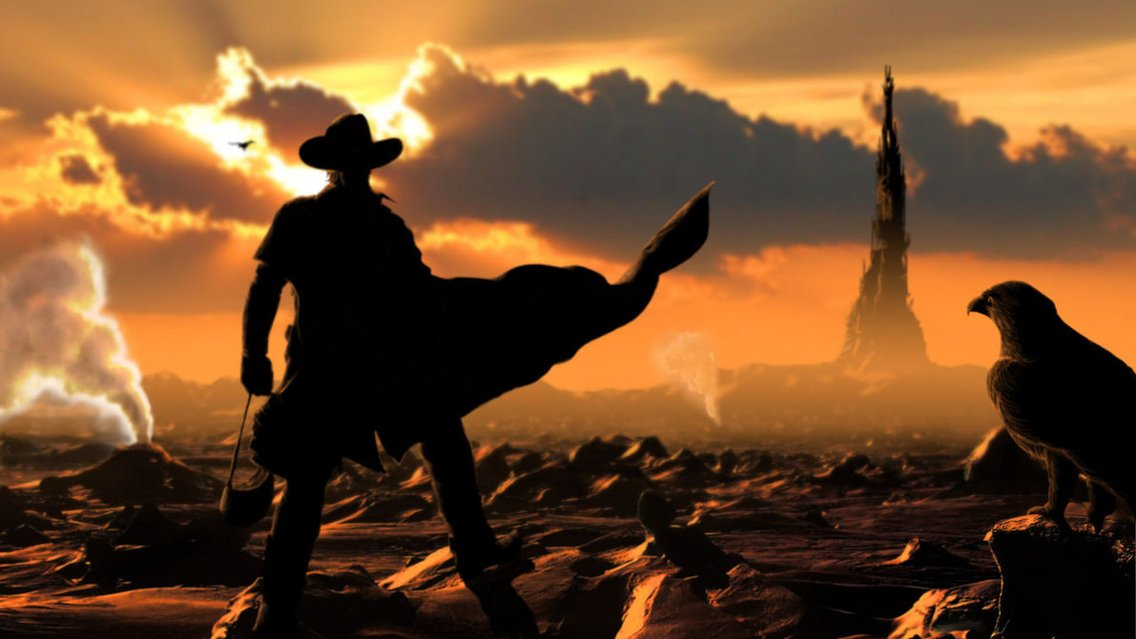 UNspoiled! The Dark Tower - Cover Image