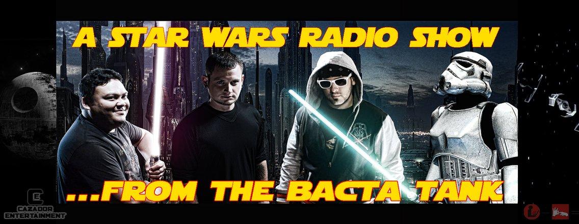 Star Wars: From The Bacta Tank - immagine di copertina