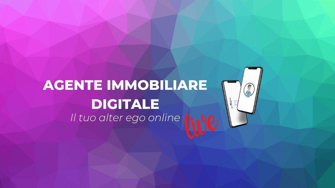 Live by Agenti Digitali - imagen de portada