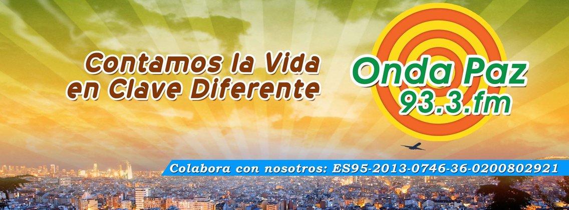 PROGRAMACIÓN ESPECIAL DE ONDA PAZ - imagen de portada
