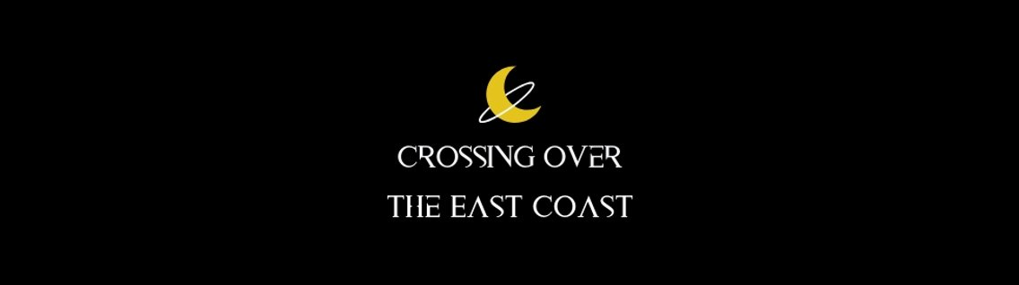 Crossing Over The East Coast - Cover Image
