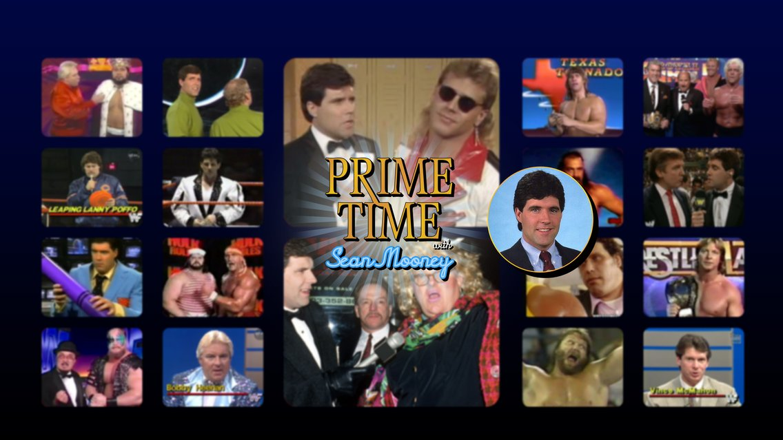 Prime Time with Sean Mooney - Cover Image